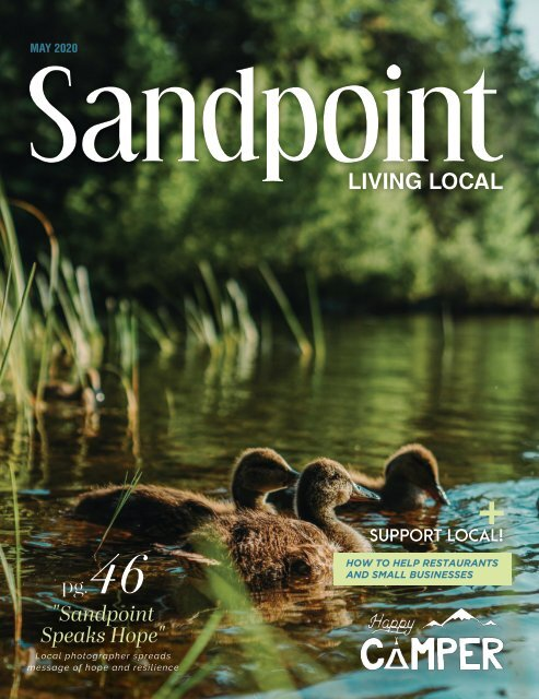 May 2020 Sandpoint Living Local