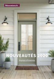 Brochure Nouveautés 2020