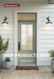 2020 New Products Brochure