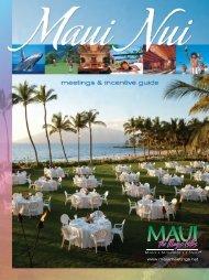 hotel ha - na-maui and honua spa - maui meeting planner home page