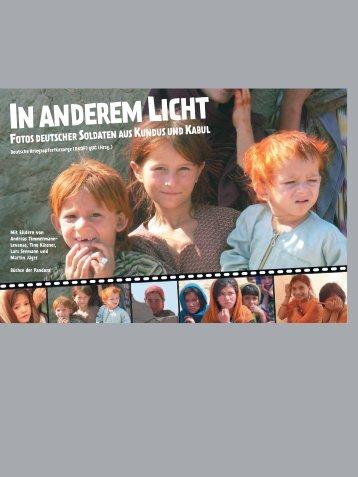 Deutsche Kriegsopferfürsorge (DKOF) gUG (Hrsg.): IN ANDEREM LICHT (Büchse der Pandora) ISBN 978-3-88178-383-5