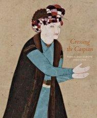 Crossing the Caspian | Exhibition Brochure