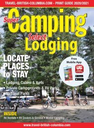 2020 Super Camping