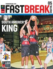 South AmErica's South AmErica's - Guyana Basketball