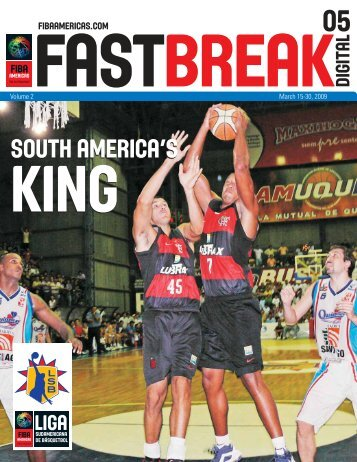 South AmErica's South AmErica's - Guyana Basketball