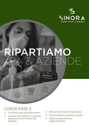 Ripartiamo / PA & Aziende