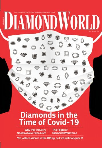 Diamond World (DW) March - April 2020