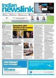 Indian Newslink May 1, 2020 Digital Edition