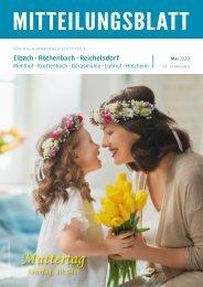 Nürnberg-Eibach/Reichelsdorf/Röthenbach - Mai 2020