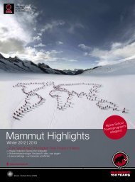 Mammut Winterflyer 2012 / 2013