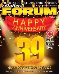 Retailers Forum May 2020 E Magazine