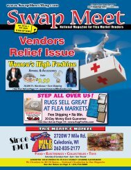 Swap Meet Magazine May 2020 E Mag