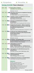 BAKA FORUM Praxis Altbau on tour - balck + partner - Seite 6