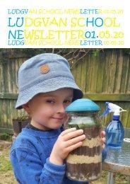 Newsletter 16- 01.05.20
