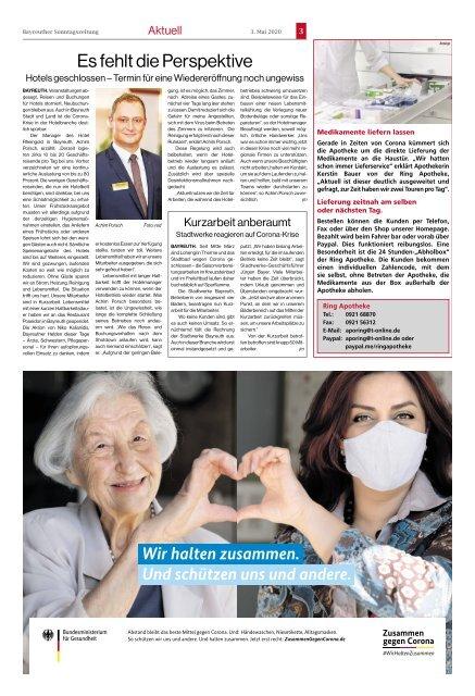 2020-05-03 Bayreuther Sonntagszeitung