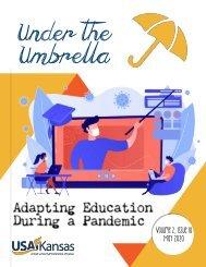 Under the Umbrella, Volume 2, Issue 10