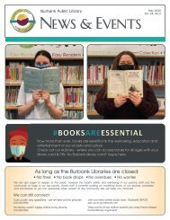 May 2020 Library News and Events