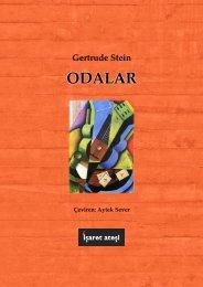Gertrude Stein - Odalar