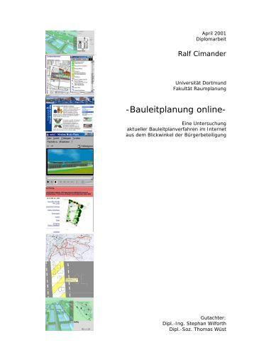 Bauleitplanung online - ifib