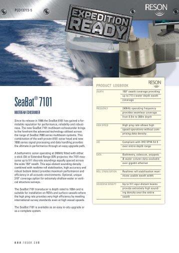 SeaBat 7101