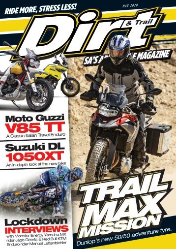 Dirt and Trail May 2020