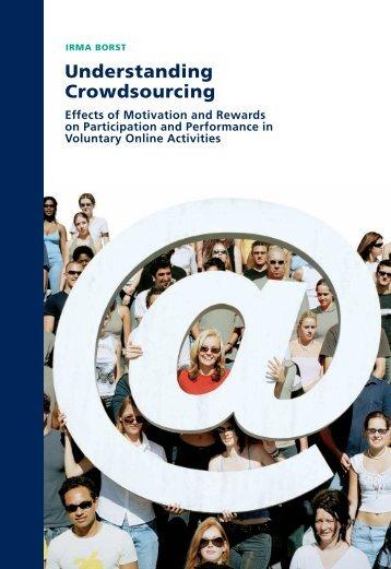 Understanding Crowdsourcing - RePub - Erasmus Universiteit ...