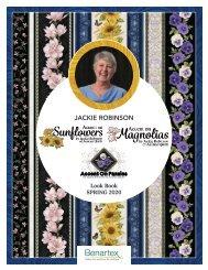 Jackie Robinson Look Book Spring 2020