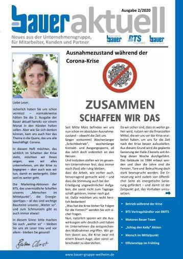 Bauer Aktuell 2020-2