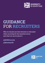 HR Guidance for Recruiters - May 2020