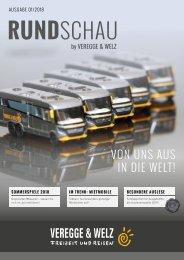 Veregge & Welz RUNDSCHAU - Ausgabe 01/2018
