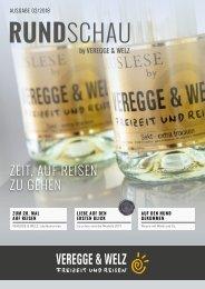 Veregge & Welz RUNDSCHAU - Ausgabe 02/2018