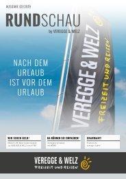 Veregge & Welz RUNDSCHAU - Ausgabe 02/2019
