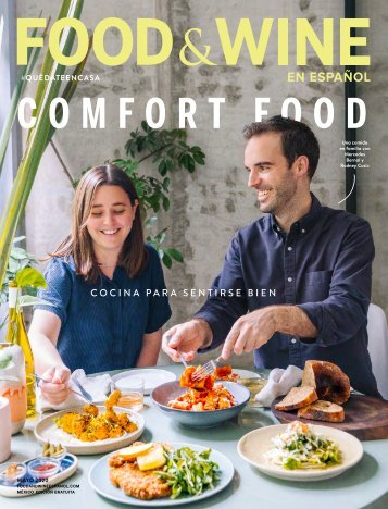 Food & Wine Mayo 2020
