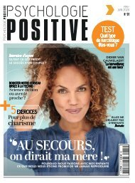 Psychologie Positive n°31
