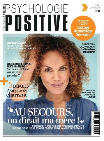 Psychologie Positive n°31