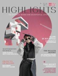 Highlights - Marbella Luxury Real Estate Magazine 2020