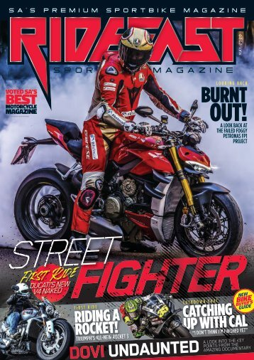 RideFast May 2020