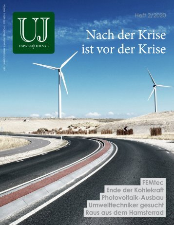 Umwelt Journal 2020-2