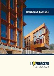 Holzbau & Fassade - Leyendecker