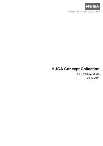 HUGA Concept Collection