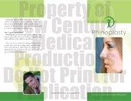 Rhinoplasty - New Century Medical Productions