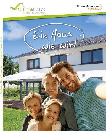 Hausbau Schenk