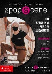 POPSCENE Mai 05/2020