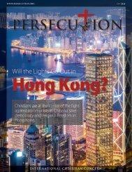 May 2020 Persecution Magazine