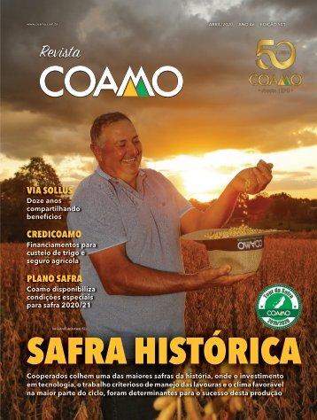Revista Coamo edição Abril de 2020