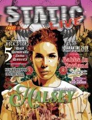Static Live Magazine May 2020