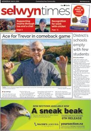 Selwyn Times: May 06, 2020