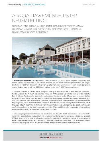 öffnen - Resort A-ROSA