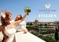 Italien - hochzeit auf reisen