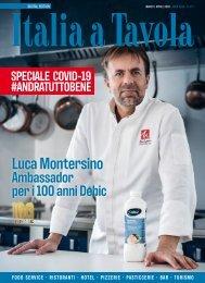 Italia a Tavola Marzo-Aprile 2020